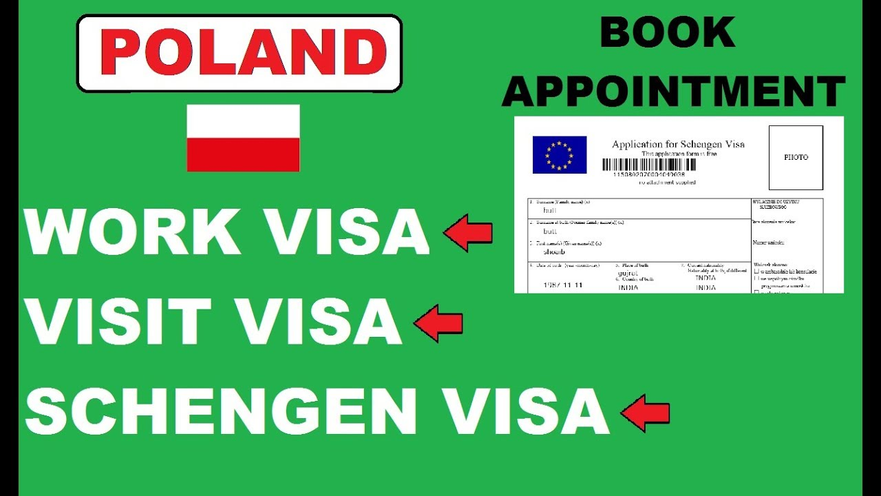 Poland Work Visa 2020 Full Visa Requirement In Urdu Hindi Youtube
