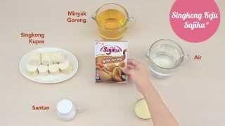 Dapur Umami - Singkong Keju Sajiku