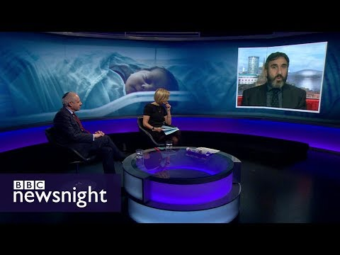 Should circumcision in children be outlawed? - BBC Newsnight