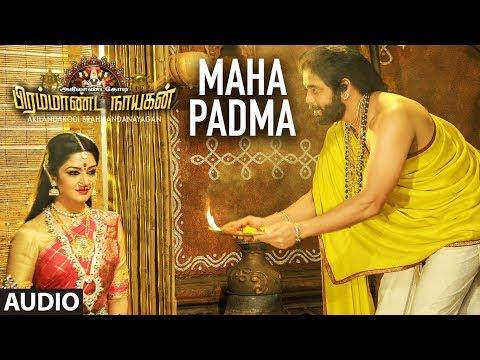 Maha Padhma Full Song || Akilandakodi Brahmandanayagan || Nagarjuna,Anushka Shetty, Maragadamani