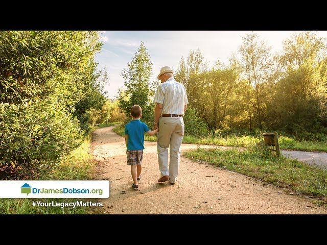 Defusing the Aging Process – Part 1 with Dr. James Dobson's Family Talk | 05/30/2019