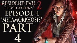 """Resident Evil Revelations 2 - Episode 4: """"Metamorphosis"""" - Let"""