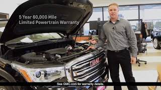 Warranties - Billion Chevy Buick GMC Cadillac