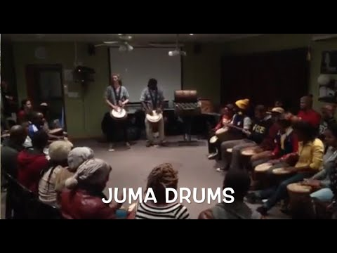 Juma Drums Interactive Drumming Workshops