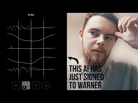 Warner Music Group Just Signed This A.I. Mp3