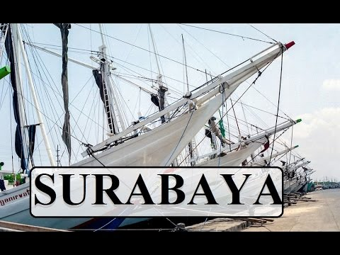 Indonesia-Surabaya (Harbour&Chinatown)  Part 12