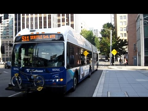Buses in Seattle, WA (Volume One)