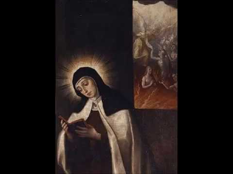Santa Teresa e a alma de D  Bernardino   13 de novembro
