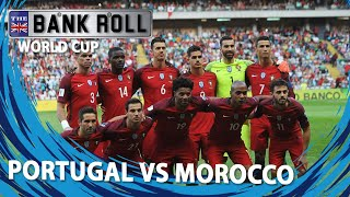 Portugal vs Morocco | World Cup 2018 | Match Predictions