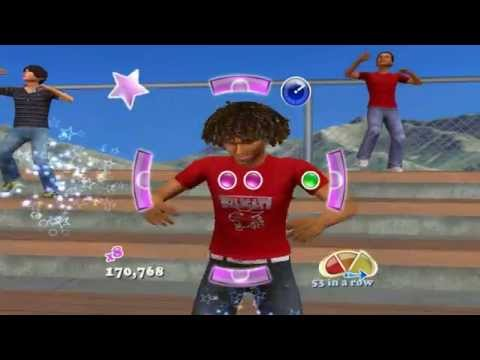 GD Plays High School Musical Senior Year DANCE (1) Gameplay - The Boys Are Back (Senior Difficulty)