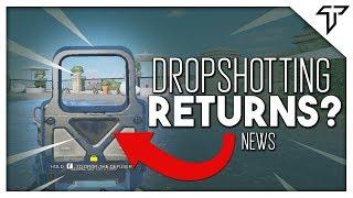 Dropshotting Returns? Updates! News!  - Rainbow Six Siege