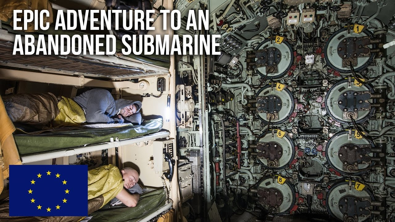 What's it like to break into a military submarine? | Euronews