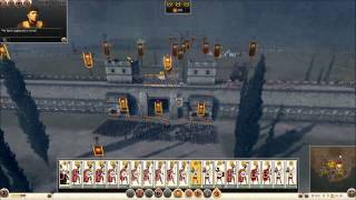 Total War Rome 2 Siege Battle