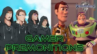 Gamer Premonitions: Kingdom Hearts 3 - Toy Story 2 [ep2]