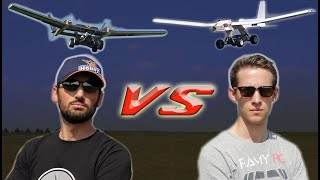FLYING RC CAR CHALLENGE