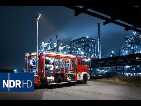 7 Tage bei der Feuerwehr Hamburg