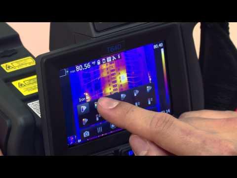 FLIR T-Series Thermal Imaging Cameras: Flexibility