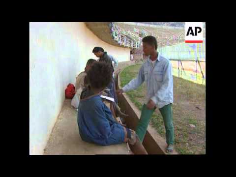 Madagascar - Extreme poverty