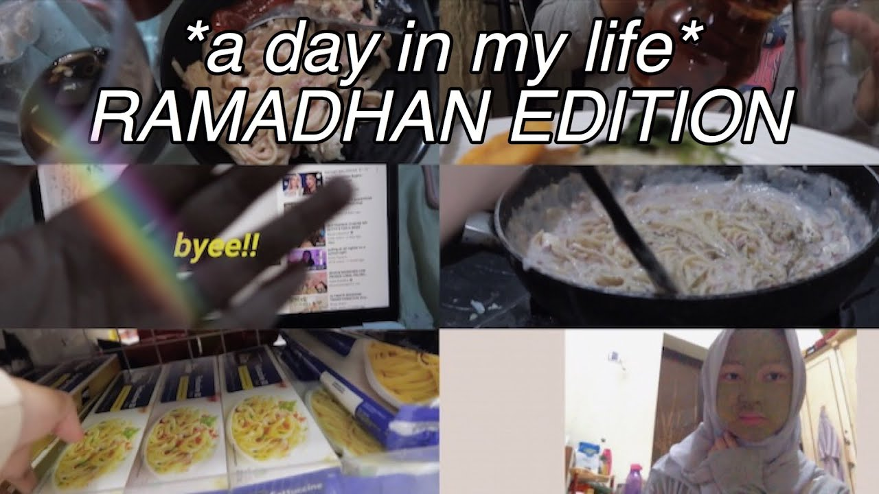 *a day in my life* Ramadhan edition🕌 | indonesia