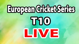 t10 live | European Cricket Series Kummerfeld, 9th match | ECS t10 Live | Cricket Live | ECS live