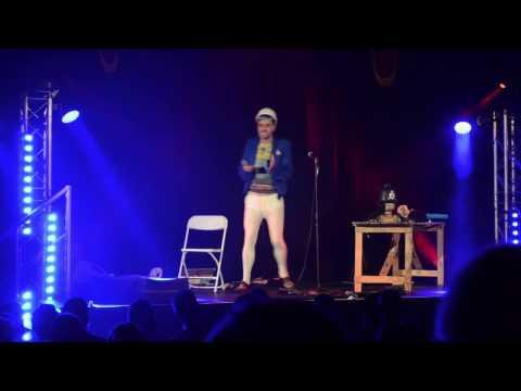 "Spencer Jones - ""Bricks and Mortar"" - Live @ Nottingham Spiegel Tent 2016 (Apollo Xmas)"