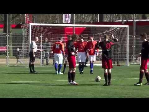 Avanti Wilskracht - Oranje Nassau 1/2 finale beker