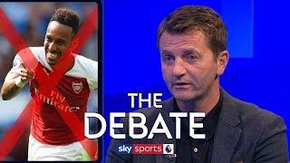 Tim Sherwood picks ZERO Arsenal players in his combined Arsenal and Tottenham XI? | The Debate