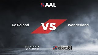 GoPoland vs Wonderland  AAL Europe League 2020