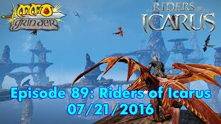MMO Grinder: Riders of Icarus review