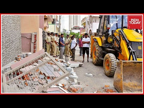 Residents Of Bangalore Faces Demolition Of Their Houses