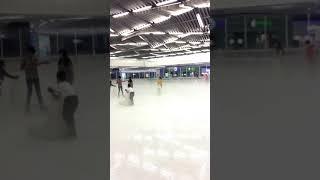 Ice ice skating ❄️