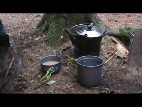 South Wales Bushcraft And Wild Camping,  Summer Camp 2018