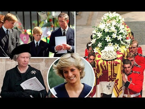 Princess Diana Funeral - CNN Coverage