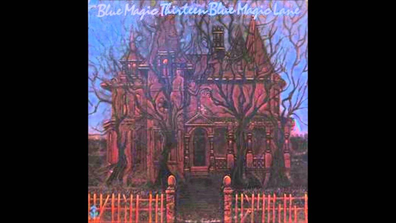 blue magic born on halloween atco records 1975 - Blue Magic Born On Halloween