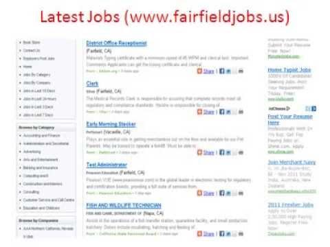 Fayette Jobs | Jobs in Fayette | City of Fayette