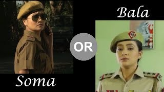 Bala & soma are the top two actress of manipur who have exceed one ...
