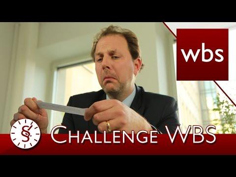 Challenge WBS: Viren programmieren und eigene Dollarnoten | Rechtsanwalt Christian Solmecke