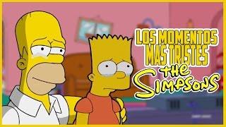 5 Ocasiones en las que los Simpsons nos hicieron llorar   MarooStation