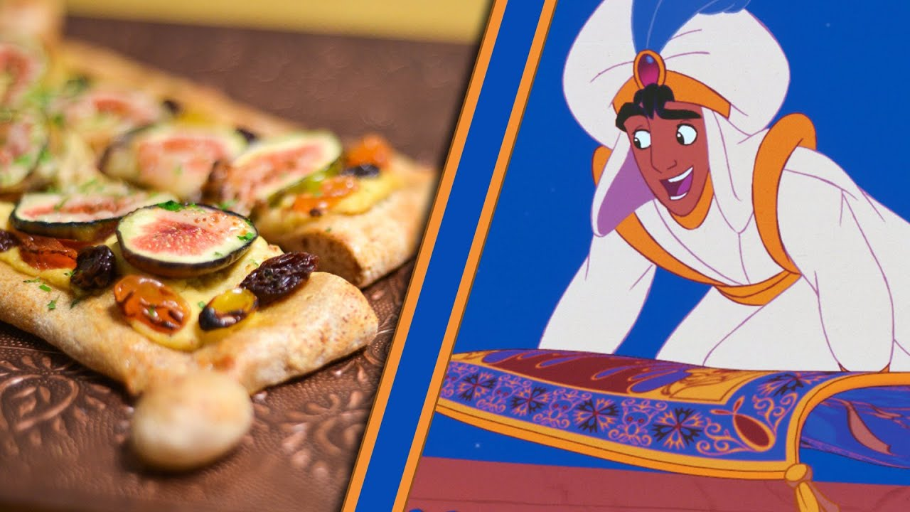 Disney Inspired Food Recipes