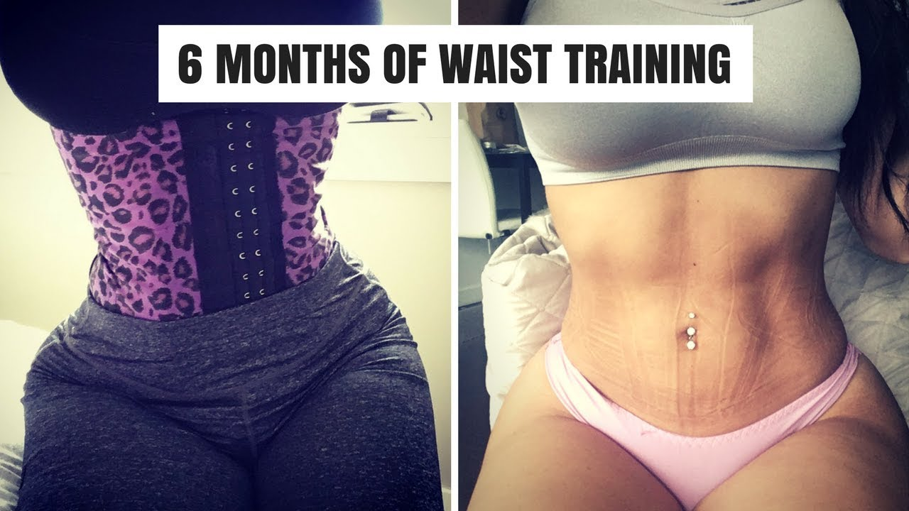 b6e7be3351 Waist Training Before and After Photos - Does Waist Training Really Work   WATCH... THEN YOU TELL ME!