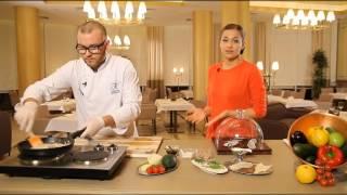 Завтрак на 7 с «KADORR Restaurant». Мидии с авокадо в сливочно-устричном соусе