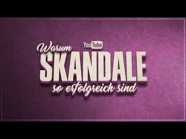 Wie YouTube Skandale fördert   YouTube Deutschland