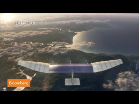 Facebook Drones Part of Zuckerberg's Spending Spree