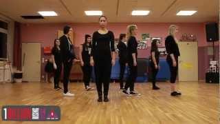 Choreographie Berlin // One Billion Rising - Dance Demo 14/02/13