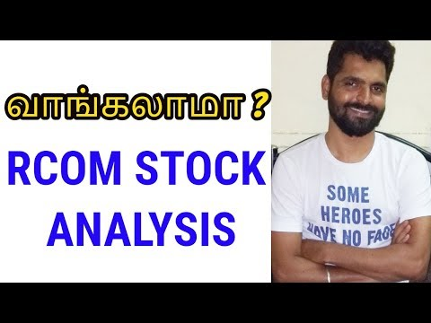 Reliance Communications Ltd -RCom - STOCK ANALYSIS | Tamil Share