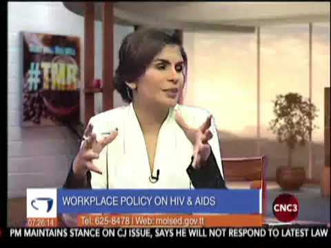 National Workplace Policy on HIV and AIDS Public Awareness Campaign  | CNC3 Interview