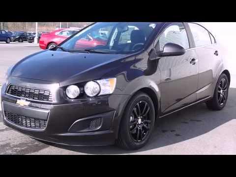 2015 Chevrolet Sonic LT Auto In Dickson, TN 37055. Alexander Chevrolet