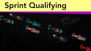 WHAT ON EARTH is Sprint Qualifying? And WHY? #F1