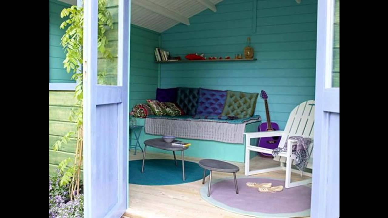 Summer House Ideas Interior >> Fascinating Decorating Ideas For Summer House