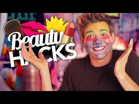 Unglaubliche BEAUTY HACKS - Make Up, Nägel & DIY | Joey's Jungle thumbnail